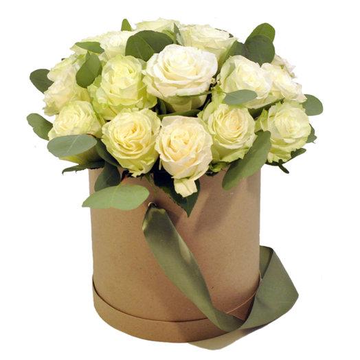 Коробка Белиссимо: букеты цветов на заказ Flowwow