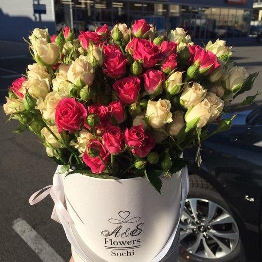 Композиция Созвездие девы: букеты цветов на заказ Flowwow