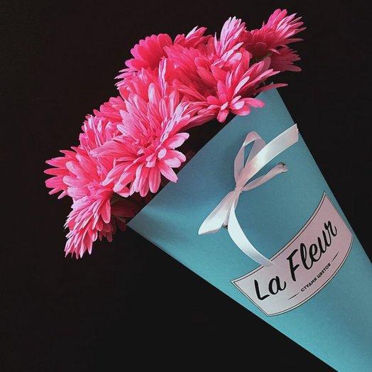 Букет Гербер: букеты цветов на заказ Flowwow