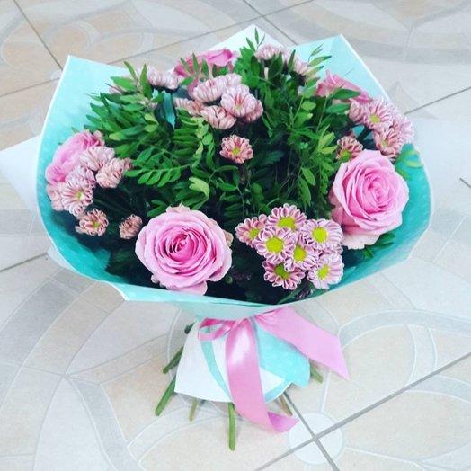Милота: букеты цветов на заказ Flowwow