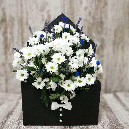 Хэлоу Босс: букеты цветов на заказ Flowwow