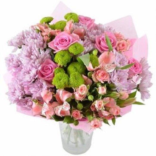 Букет Незабываемый: букеты цветов на заказ Flowwow