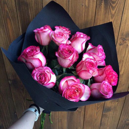 Букет из роз  99: букеты цветов на заказ Flowwow
