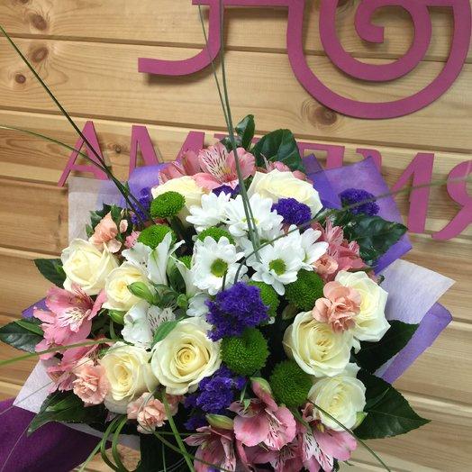 С добрым утром: букеты цветов на заказ Flowwow