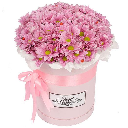 Доставка цветов в коробке мариуполь дешево