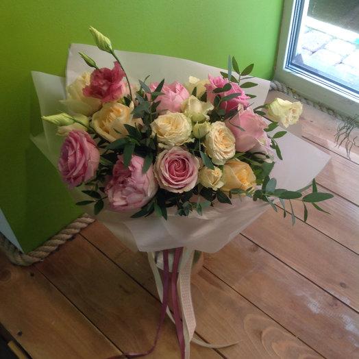 Гарден: букеты цветов на заказ Flowwow