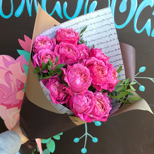 Букет Ромео: букеты цветов на заказ Flowwow