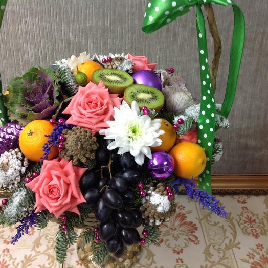 Вкусно и красиво: букеты цветов на заказ Flowwow