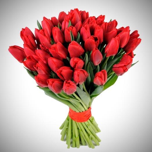"""""""RED"""": букеты цветов на заказ Flowwow"""