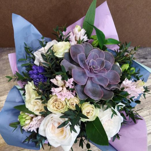 Страна Чудес: букеты цветов на заказ Flowwow