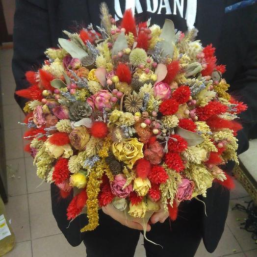 Перфоманс: букеты цветов на заказ Flowwow
