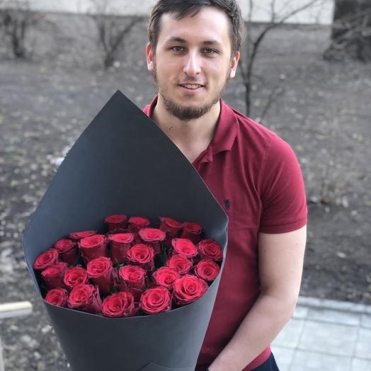 Букет King Size: букеты цветов на заказ Flowwow