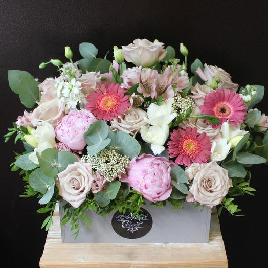 Долгожданное счастье: букеты цветов на заказ Flowwow