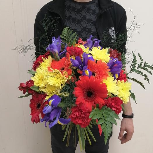 "Букет "" Три желания"": букеты цветов на заказ Flowwow"