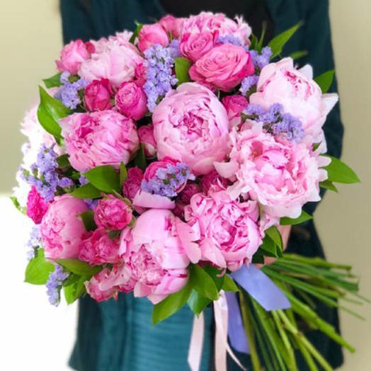 """Букет """"Признание Онегина"""": букеты цветов на заказ Flowwow"""