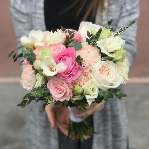 """Свадебный букет """"Магнетизм"""": букеты цветов на заказ Flowwow"""