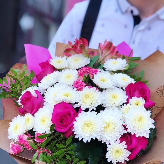 Букет Июль: букеты цветов на заказ Flowwow