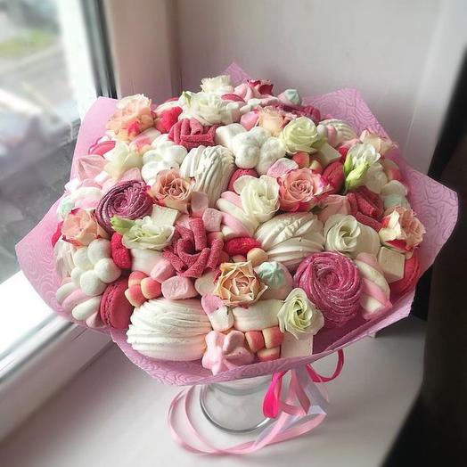 Сладкое очарование-2: букеты цветов на заказ Flowwow