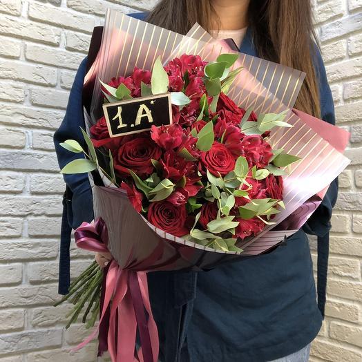 Первоклассник: букеты цветов на заказ Flowwow