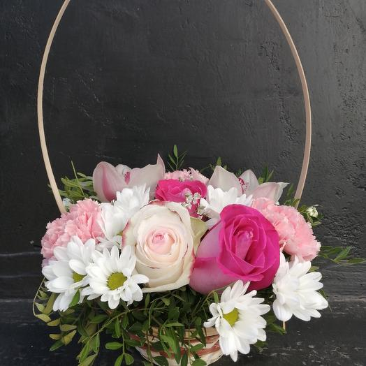 Благодарность: букеты цветов на заказ Flowwow