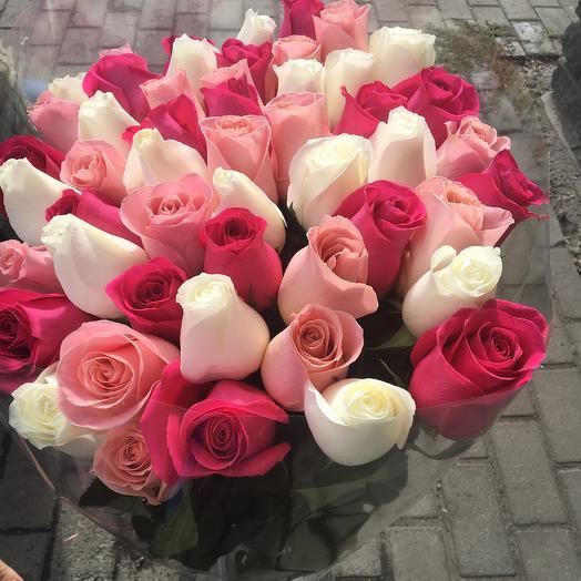 Классика вкуса: букеты цветов на заказ Flowwow