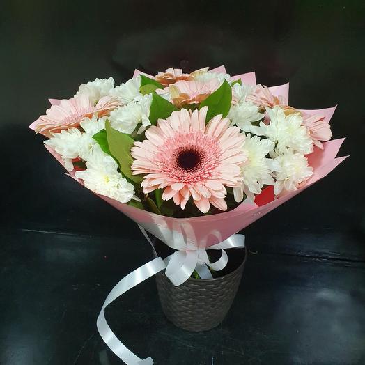 Букет 203: букеты цветов на заказ Flowwow