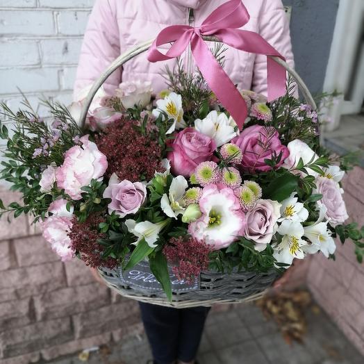 Букет 278: букеты цветов на заказ Flowwow