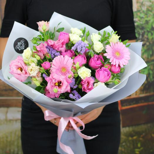 Любезный Теодор: букеты цветов на заказ Flowwow