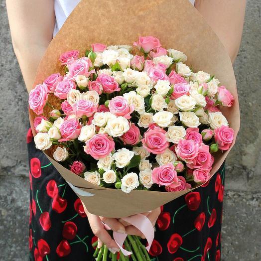 Микс: букеты цветов на заказ Flowwow