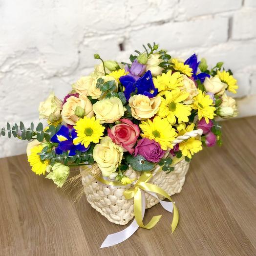 """Композиция """"Лучший день"""": букеты цветов на заказ Flowwow"""