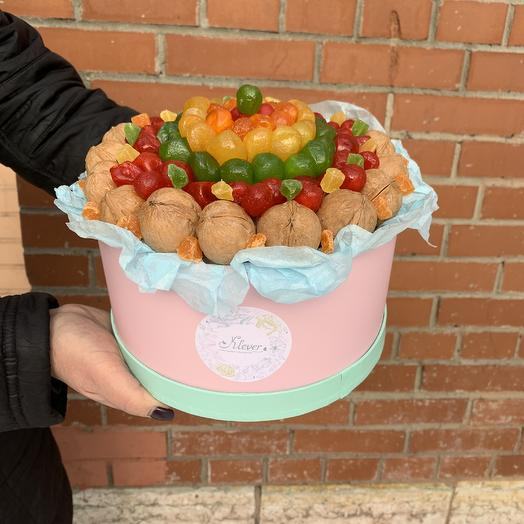 Правильный сладкий букет: букеты цветов на заказ Flowwow
