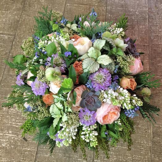 0011: букеты цветов на заказ Flowwow