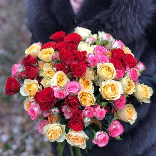 Мирабель: букеты цветов на заказ Flowwow