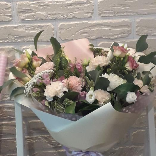 Нежный   Растрепыш: букеты цветов на заказ Flowwow