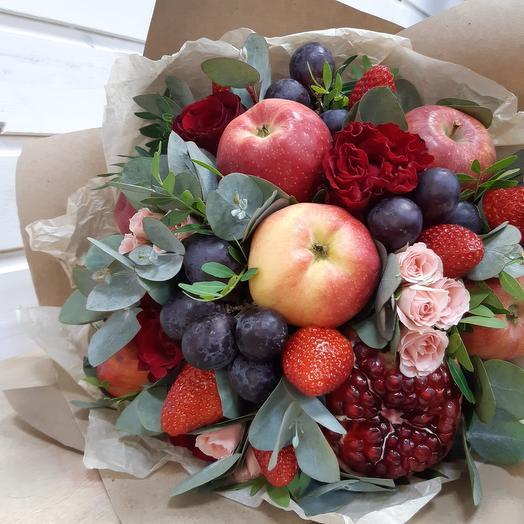 Витаминка: букеты цветов на заказ Flowwow