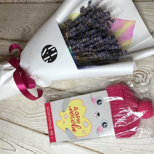 Дарю любовь: букеты цветов на заказ Flowwow