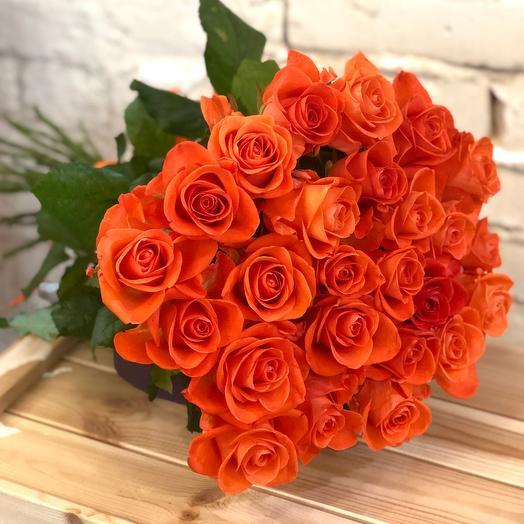 25 роз ВАУ: букеты цветов на заказ Flowwow