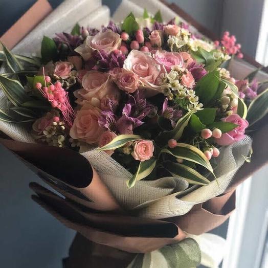 Дориан: букеты цветов на заказ Flowwow