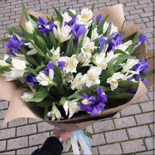 Весенний трепет: букеты цветов на заказ Flowwow