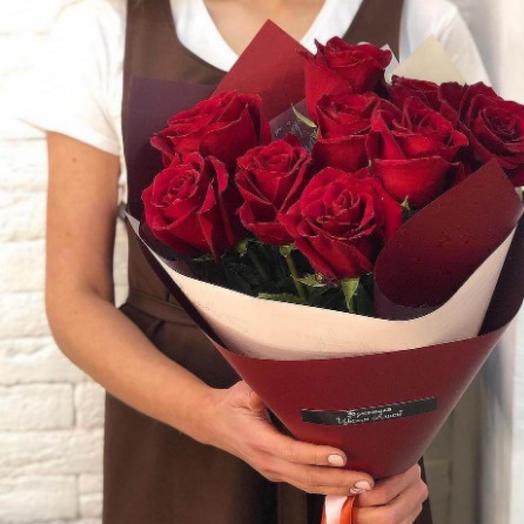 Букет роз «Комплимент»