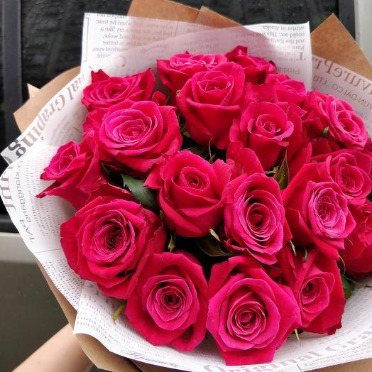 15 роз Шангрила