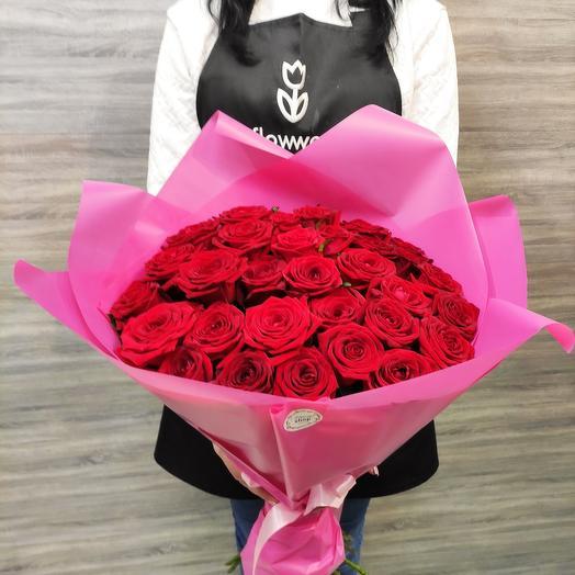 """✅ Букет """"Красные розы"""""""