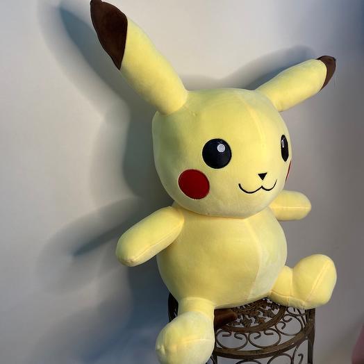 Жёлтый пикачу