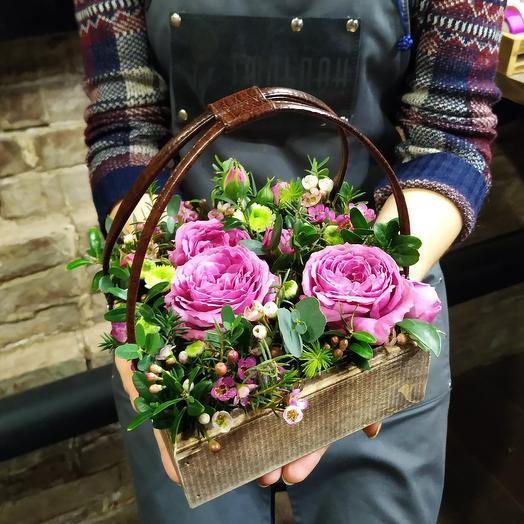 Ящик Flower box