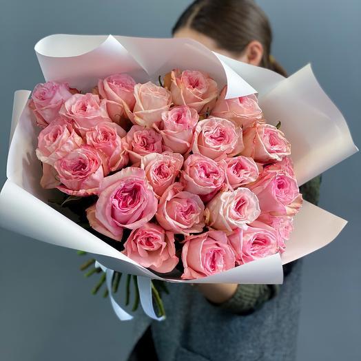 25 Престижных роз Пинк Охара
