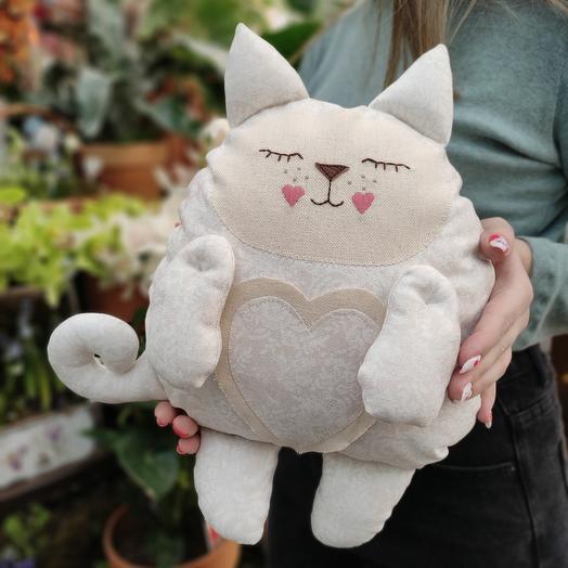 Котик-аромоподушка