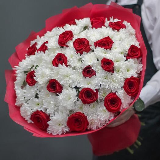 Букет цветов « Моновид»