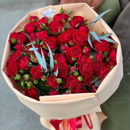 🌹Кустовая роза 🌹