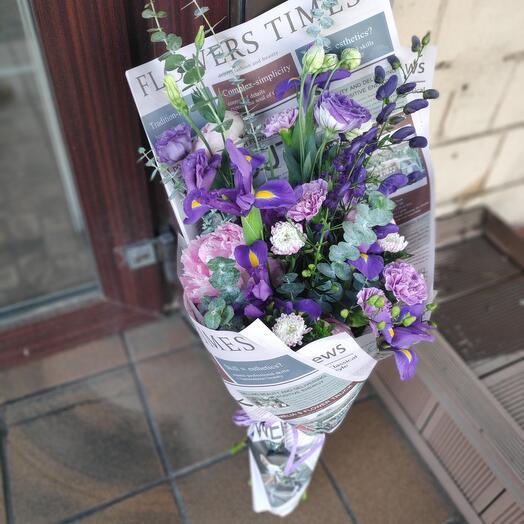 Букет цветов flowers times