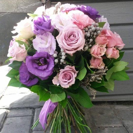 Галатея: букеты цветов на заказ Flowwow